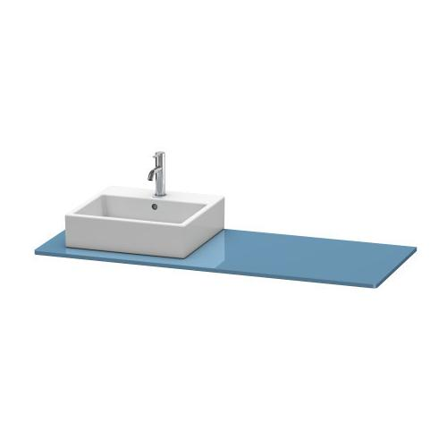 Console, Stone Blue High Gloss (lacquer)