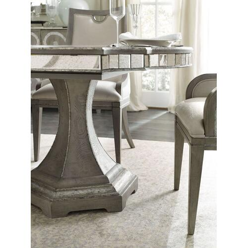 Dining Room Sanctuary Rectangle Dining Table w/2-20in leaves