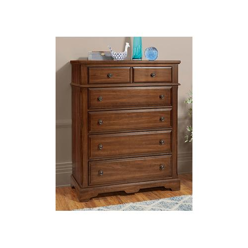 Artisan & Post Solid Wood - CHEST - 5 DRAWER