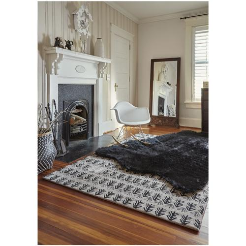 Sticks Raven Hand Tufted Rugs