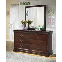 B376 Dresser & Mirror Set (Alisdair)