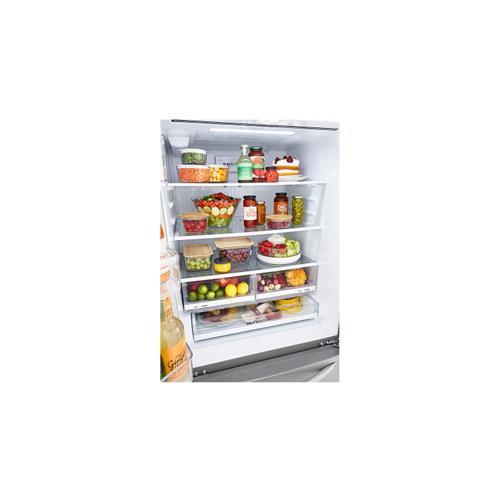 "33"" Smudge Resistant French Door Refrigerator"