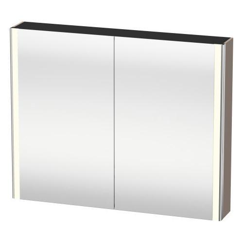 Mirror Cabinet, Basalt Matte (decor)