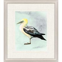 Watercolor Beach Bird III