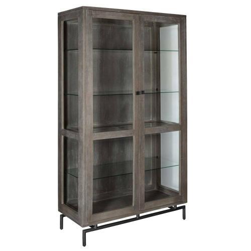 2-4527 Sedona Display Cabinet