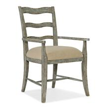 View Product - Alfresco La Riva Upholstered Seat Arm Chair - 2 per carton/price ea