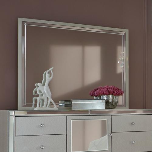 Amini - Rectangular Mirror
