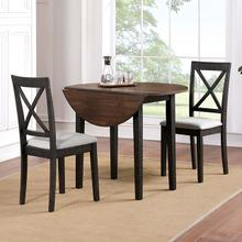 Veneta 3 Pc. Dining Table Set