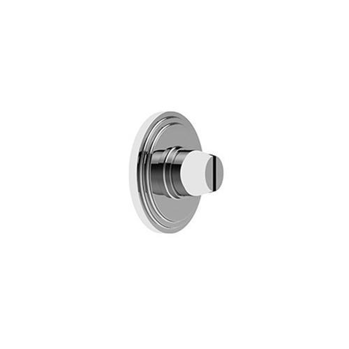 Matt Black Chrome Bathroom coin release, concealed fix