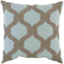 "Luxe Pillows Boucle Ogee (22"" x 22"")"