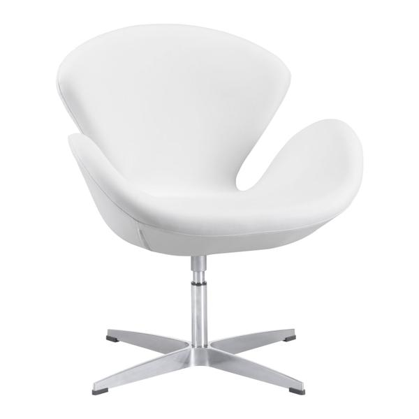 See Details - Pori Occasional Chair White