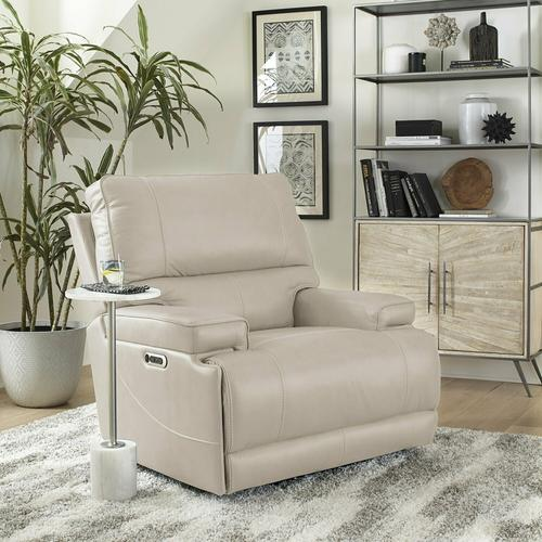 Parker House - WHITMAN - VERONA LINEN - Powered By FreeMotion Power Cordless Recliner