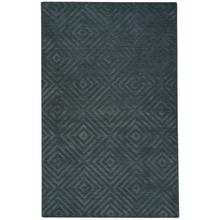 Arcade-Spirit Dark Grey Hand Loomed Area Rugs