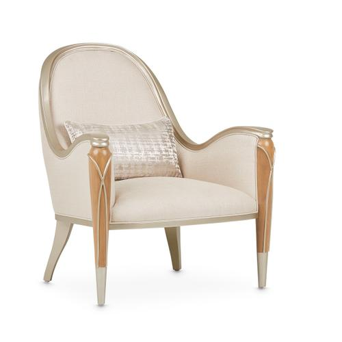 Villacherie Accent Chair Caramel