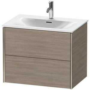 Duravit - Vanity Unit Wall-mounted, Pine Silver (decor)