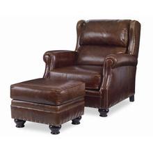 Dubois Chair & Ottoman