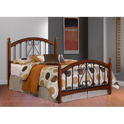 Hillsdale Furniture - Burton Way Queen Bed Set
