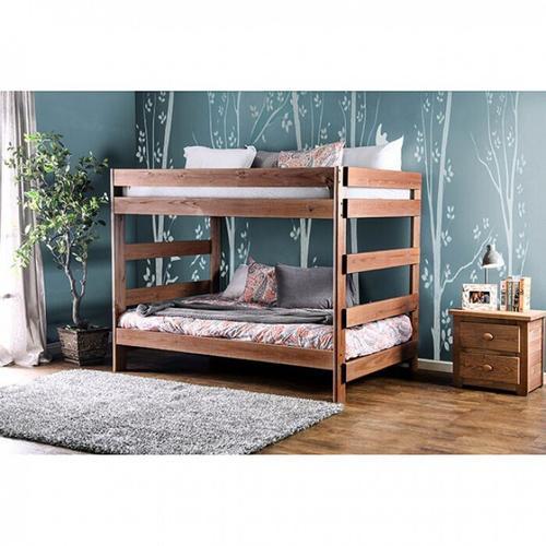 Furniture of America - Arlette Full/full Bunk Bed