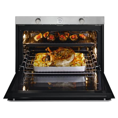 Stainless Steel 30 Gas Built-In Oven