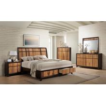 Ava Queen 4Pc Bedroom Set