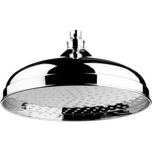 "City Bronze 12"" Skirted shower head"