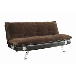 Cabin Dark Brown Sofa Bed