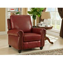 See Details - Push Back Recliner Raleigh-Red