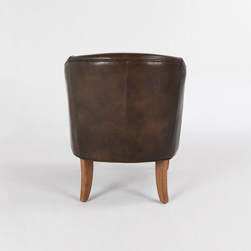 Classic Home - Blake Accent Chair Brown