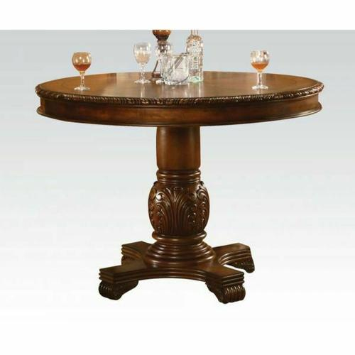 ACME Chateau De Ville Counter Height Table - 04082-KIT - Cherry