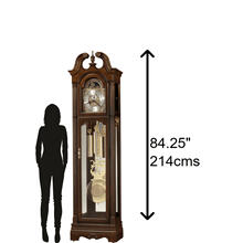 Howard Miller Wellston Grandfather Clock 611262