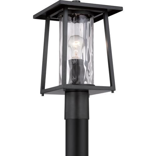 Quoizel - Lodge Outdoor Lantern in Mystic Black