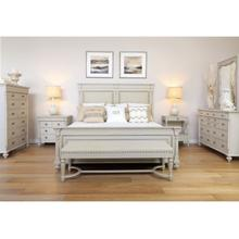 Queen Brookston Uph Bed