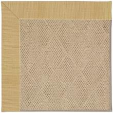 "Creative Concepts-Cane Wicker Dupione Bamboo - Rectangle - 24"" x 36"""
