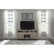 72 Inch Console - Linen Finish