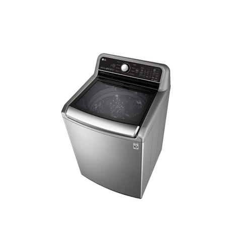 LG Canada - 5.8 cu.ft Top Load Washer with TurboWash3D™ Technology