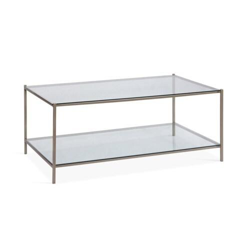 Linville Champagne Linville Rectangular Cocktail Table