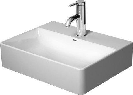 Duravit - Durasquare Handrinse Basin Ground 1 Faucet Hole Punched