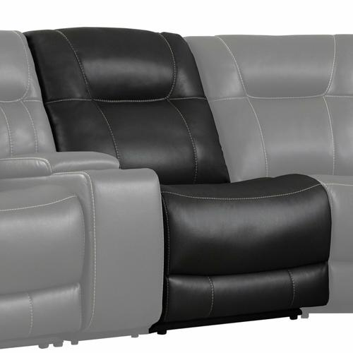 See Details - AXEL - OZONE Manual Armless Recliner