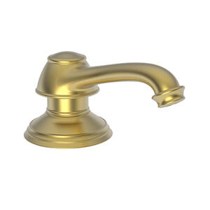 Satin Bronze - PVD Soap/Lotion Dispenser