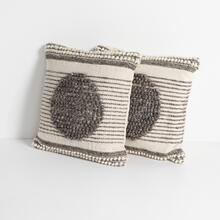 Circle Pillow Style Jacinta Pillow Sets