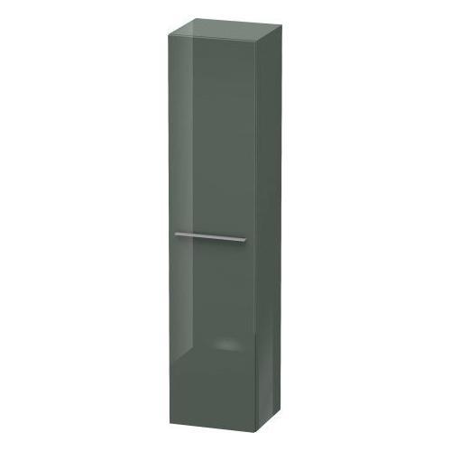 Duravit - Tall Cabinet, Dolomiti Gray High Gloss (lacquer)