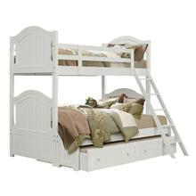 View Product - Twin/Full Bunk Bed with Twin Trundle