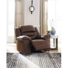 Stoneland Rocker Recliner Chocolate