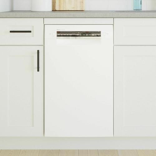 Bosch - 300 Series Dishwasher 17 3/4'' White SPE53B52UC