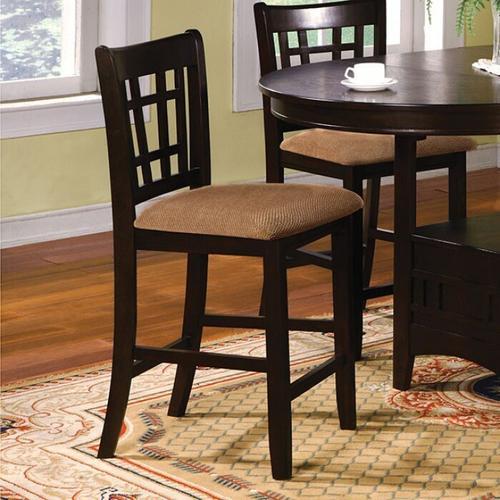 Furniture of America - Metropolis Counter Ht. Chair (2/box)