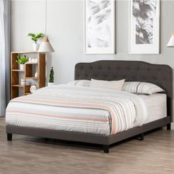 Nicole Bed In One - Queen - Stone
