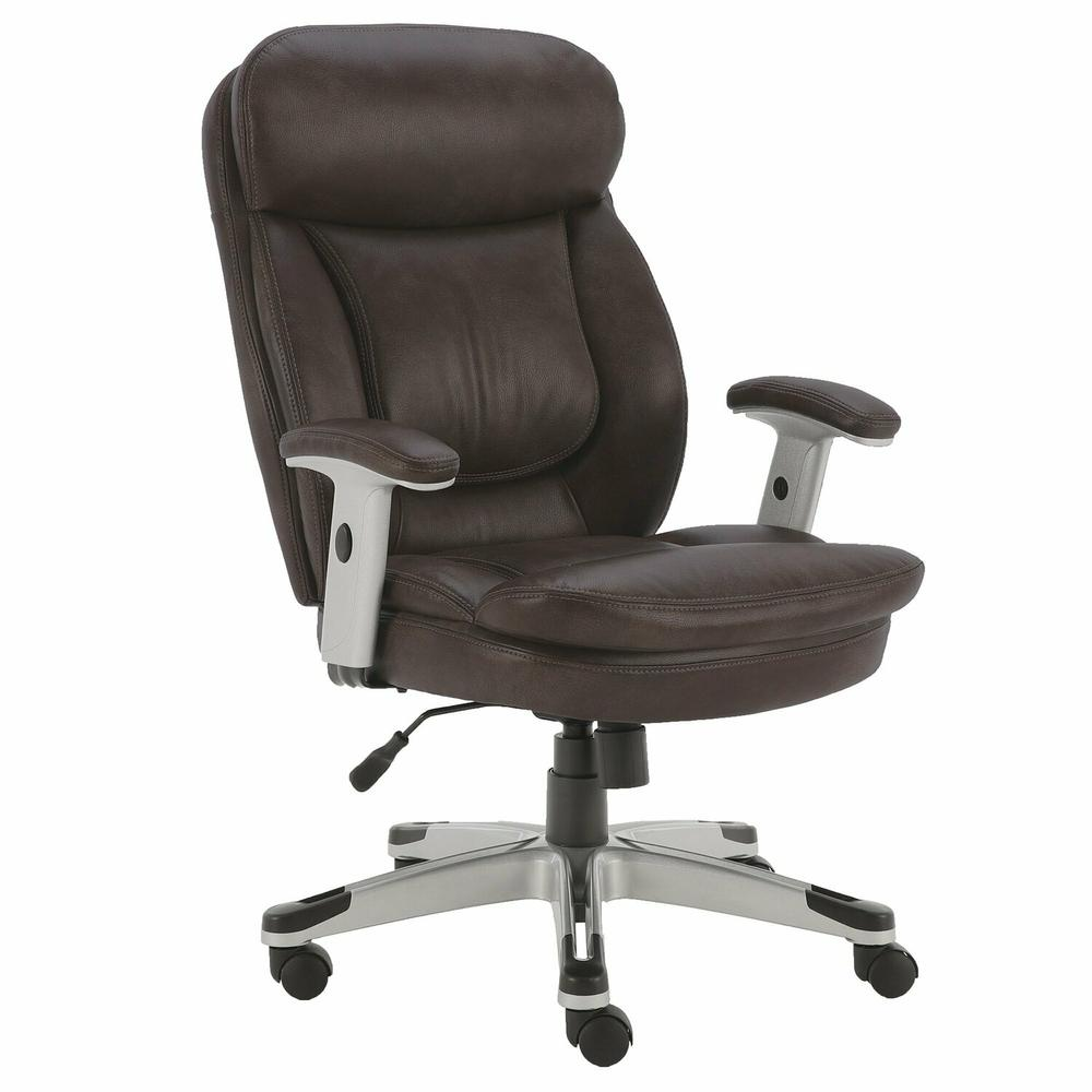 See Details - DC#312-CAF - DESK CHAIR Fabric Desk Chair