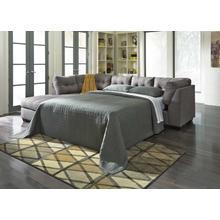 Maier RAF Full Sofa Sleeper Charcoal