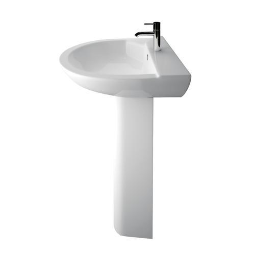 "Anabel 555 Pedestal Lavatory - 8"" Widespread"