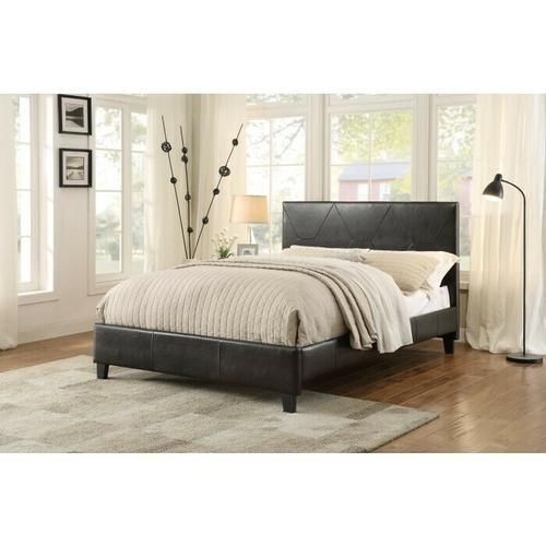 Homelegance - California King Platform Bed